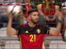 Belgia 2:1 Czechy