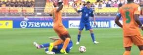 Włochy U20 2:2 Zambia U20