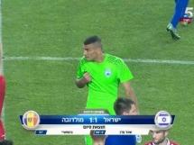 Izrael 1:1 Mołdawia
