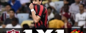 Fluminense 1:1 Atletico Paranaense