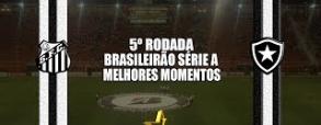 Santos 1:0 Botafogo