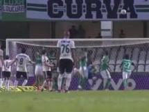 Coritiba - Palmeiras 1:0