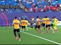 Urugwaj U20 1:1 Wenezuela U20