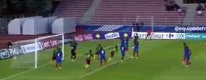 Francja U21 3:1 Kamerun U21