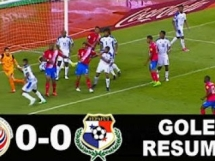 Kostaryka 0:0 Panama