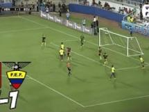 Ekwador 1:1 Wenezuela