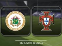 Łotwa 0:3 Portugalia
