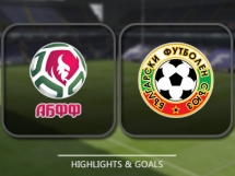 Białoruś 2:1 Bułgaria