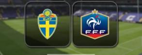 Szwecja 2:1 Francja