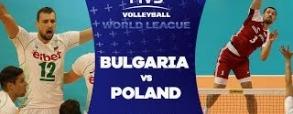 Bułgaria 3:2 Polska