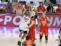 Real Madryt 87:81 Valencia Basket
