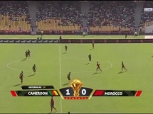 Kamerun 1:0 Maroko