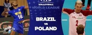 Brazylia 3:1 Polska