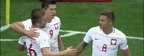 Polska 3:1 Rumunia
