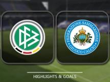 Niemcy 7:0 San Marino