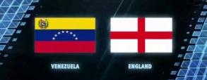 Wenezuela U20 0:1 Anglia U20