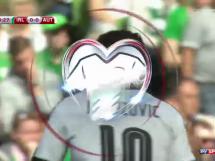 Irlandia 1:1 Austria