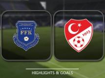 Kosowo 1:4 Turcja