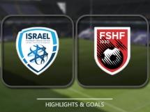 Izrael 0:3 Albania