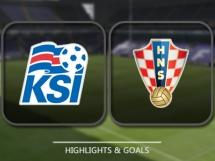 Islandia 1:0 Chorwacja