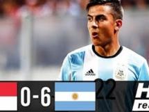 Singapur 0:6 Argentyna