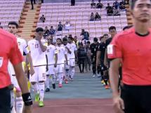 Tajlandia 1:1 Zjednoczone Emiraty Arabskie