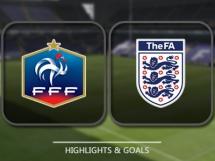 Francja 3:2 Anglia