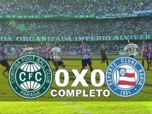 Coritiba - Bahia 0:0