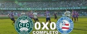 Coritiba 0:0 Bahia