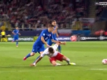 Polska U21 1:2 Słowacja U21