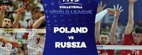 Polska 0:3 Rosja