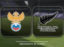 Rosja 2:0 Nowa Zelandia