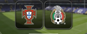 Portugalia 2:2 Meksyk