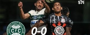 Coritiba 0:0 Corinthians
