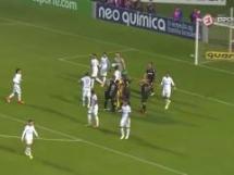 Santos 0:0 Ponte Preta