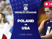 Polska 1:3 USA