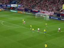 Polska U21 2:2 Szwecja U21