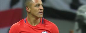Niemcy 1:1 Chile
