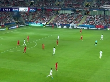 Anglia U21 3:0 Polska U21