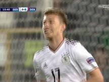 Niemcy U21 3:0 Dania U21