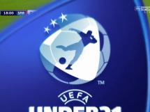 Serbia U21 0:1 Hiszpania U21