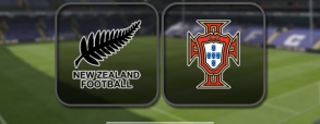 Nowa Zelandia 0:4 Portugalia