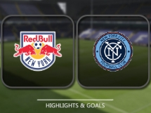 New York Red Bulls 0:2 New York City FC