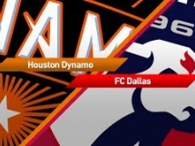 Houston Dynamo 1:1 FC Dallas