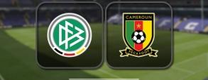 Niemcy 3:1 Kamerun