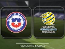 Chile 1:1 Australia