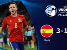 Hiszpania U21 3:1 Włochy U21