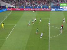 Niemcy 4:1 Meksyk