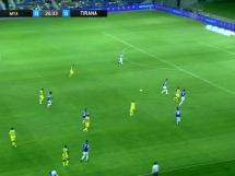Maccabi Tel Awiw 2:0 KF Tirana