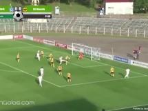 Dynamo Mińsk 2:1 Runavik